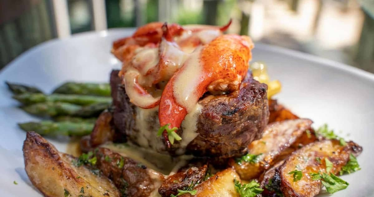 surf and turf sous vide