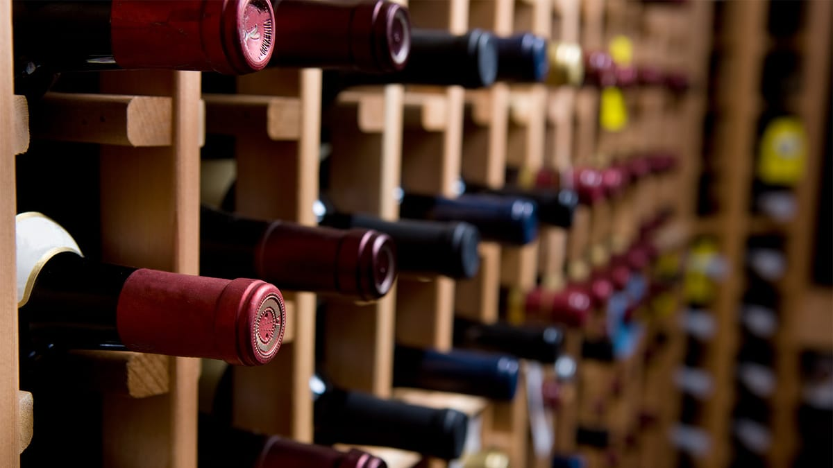 How to Store Wine - Pro Tips