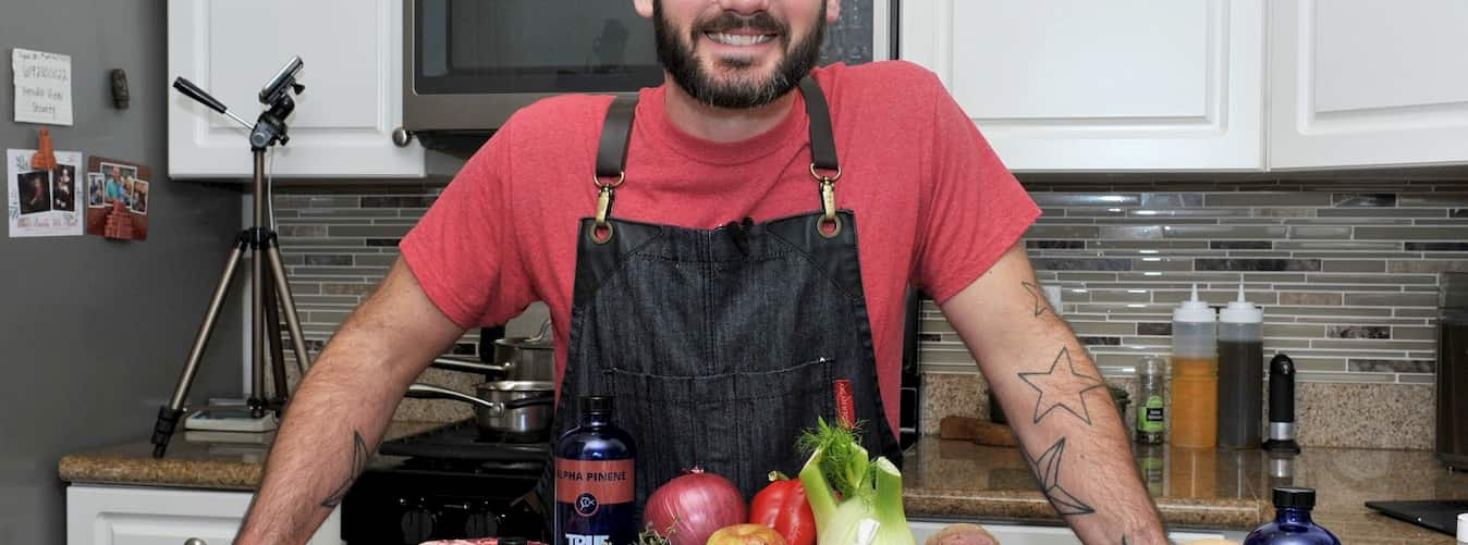 Cooking with Terpenes