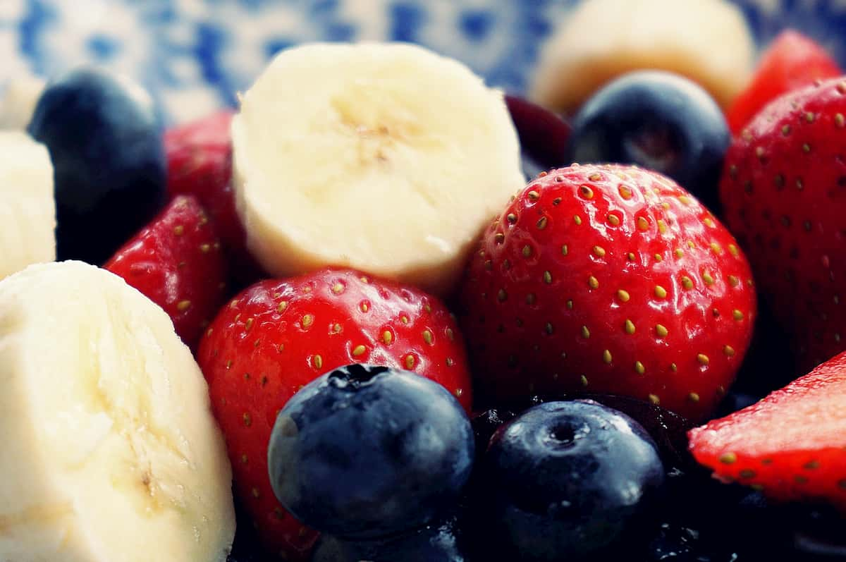 Fruits rich in Antioxidants