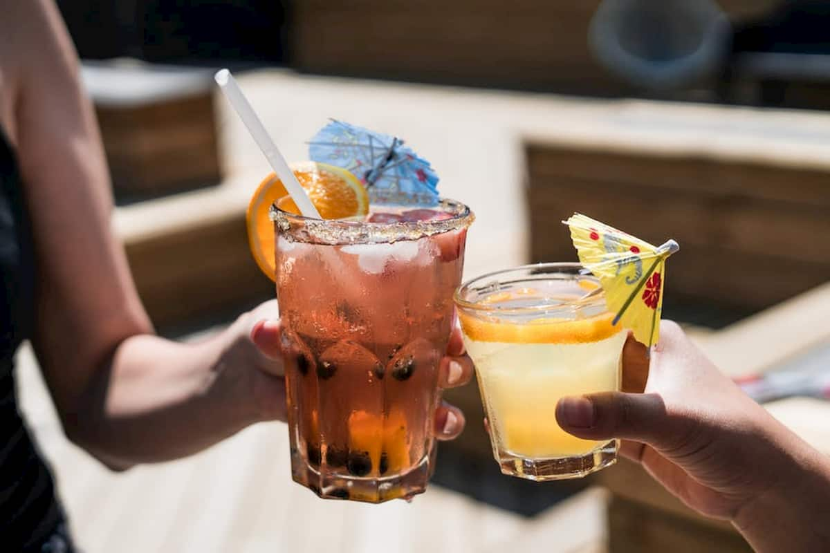 easy cocktail ideas