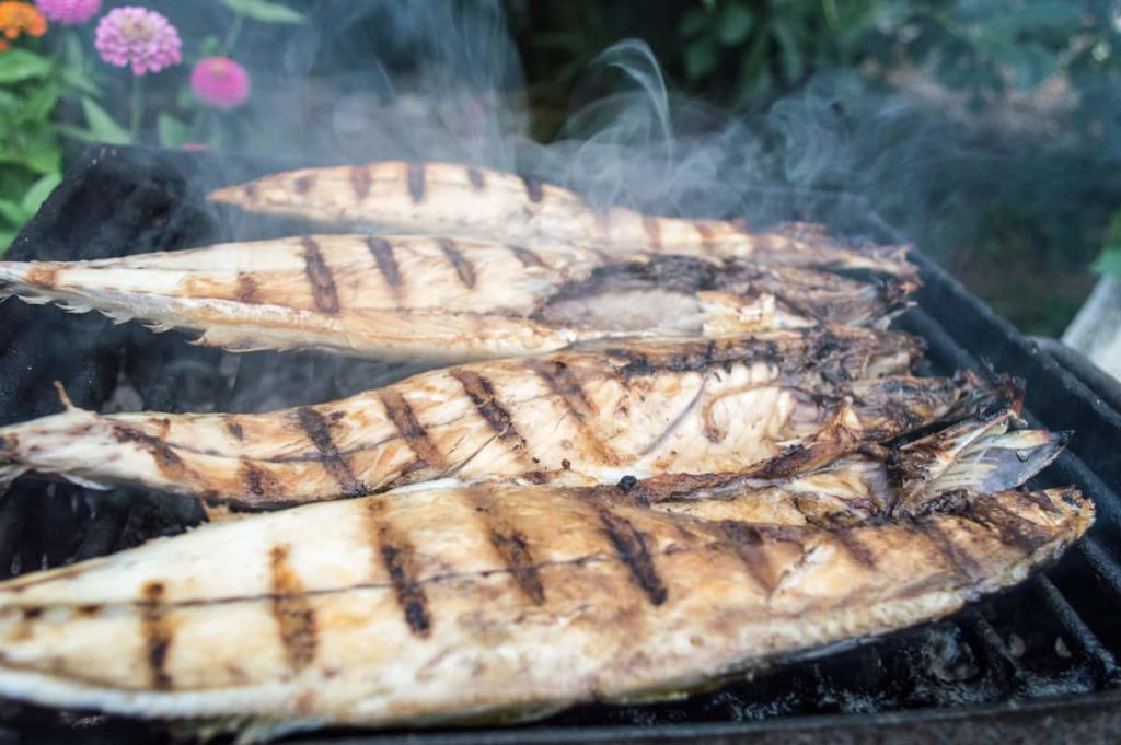 Some Other Fish Grilling Tips