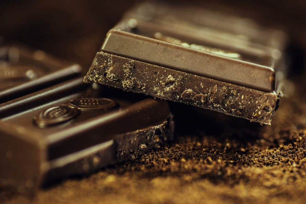 Dark chocolate can cleanse your body