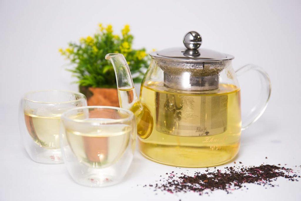 Herbal tea can bring you comfort