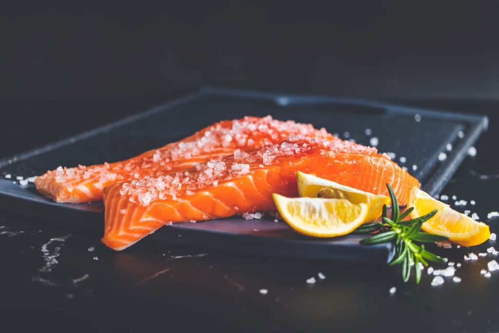 Omega 3s are perfect for mental stress reduction