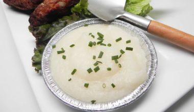 Onion Sauce Recipe