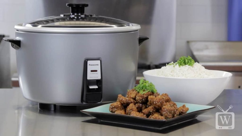 Rice cookers can save time and energy