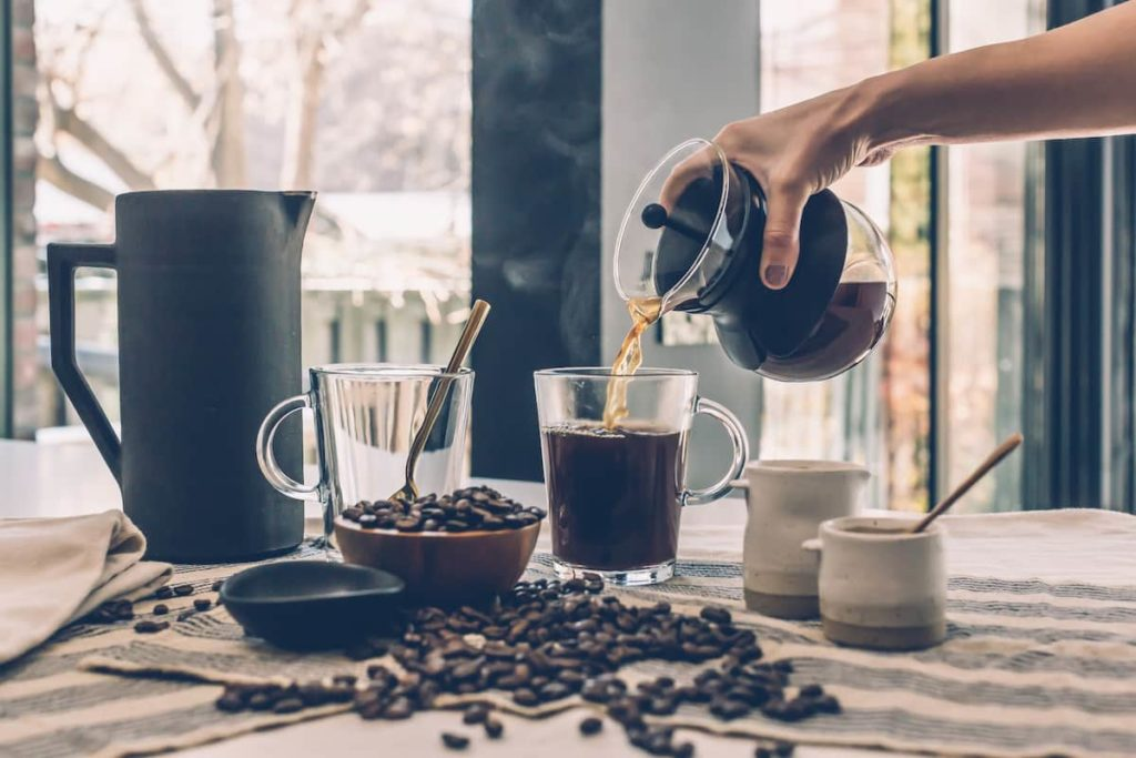 What Is Coffee Handling