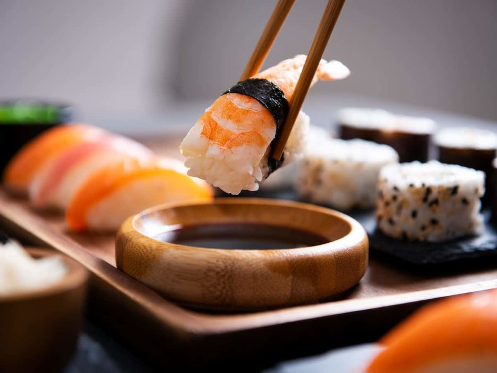 From New England Clam Chowder to Japanese Sushi