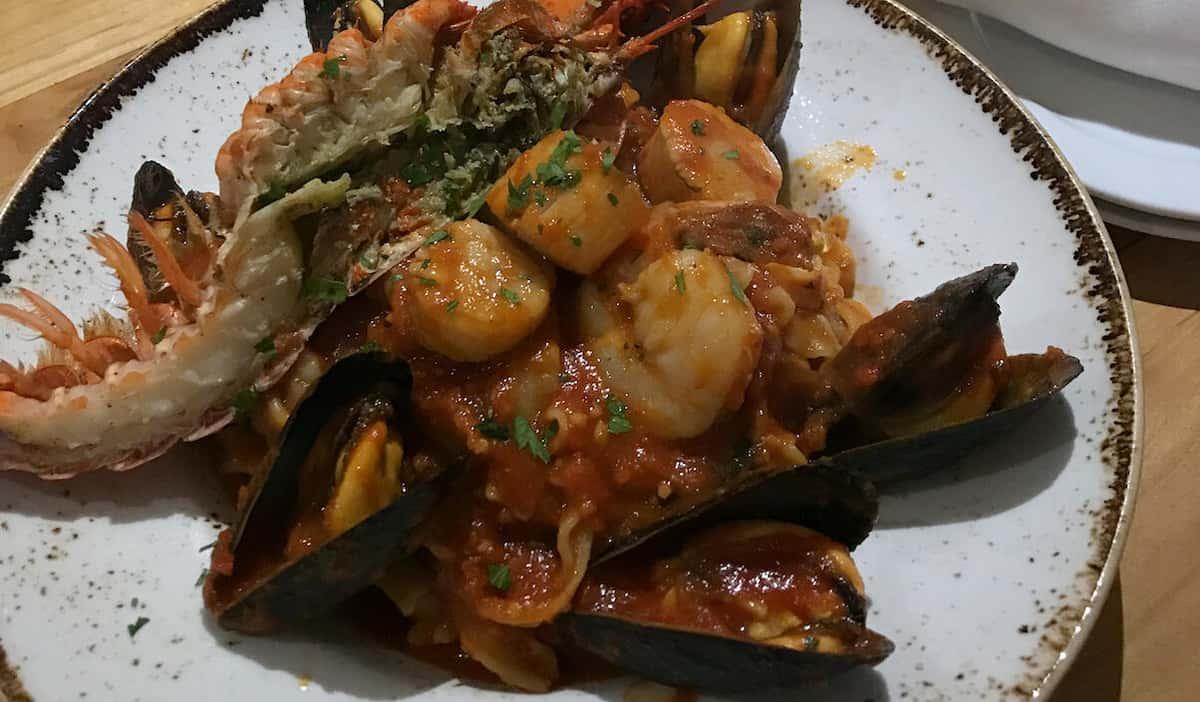 Seafood Craving