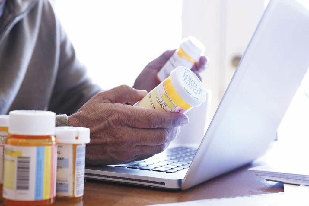 when buying medicines online