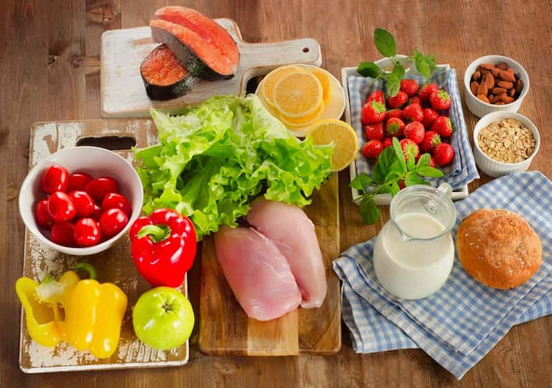 General nutrition for the elderly
