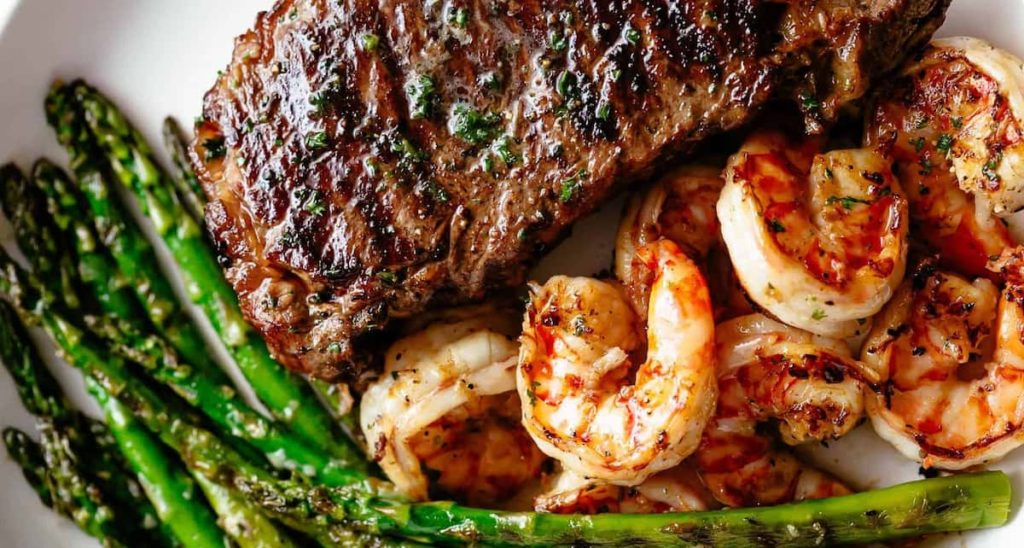 Steak and Seafood Recipes to Try at Home