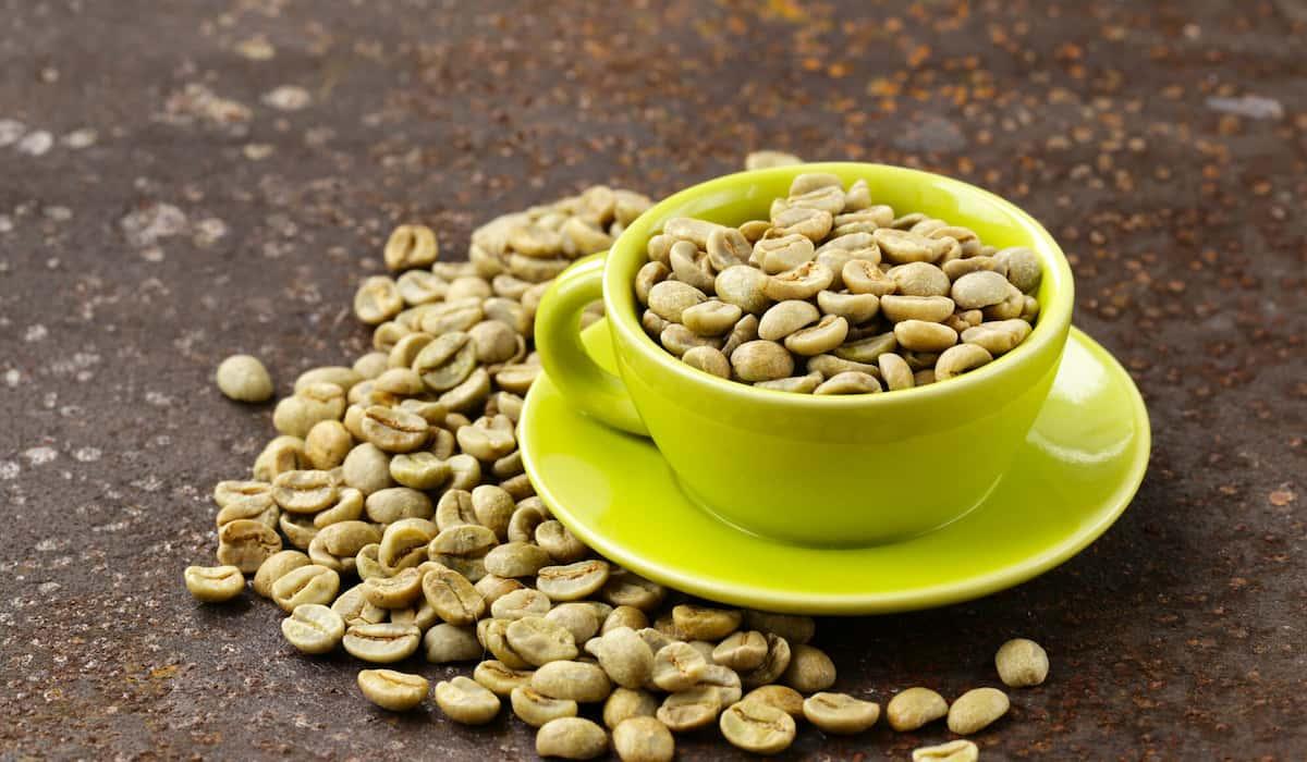 benefits of green coffee
