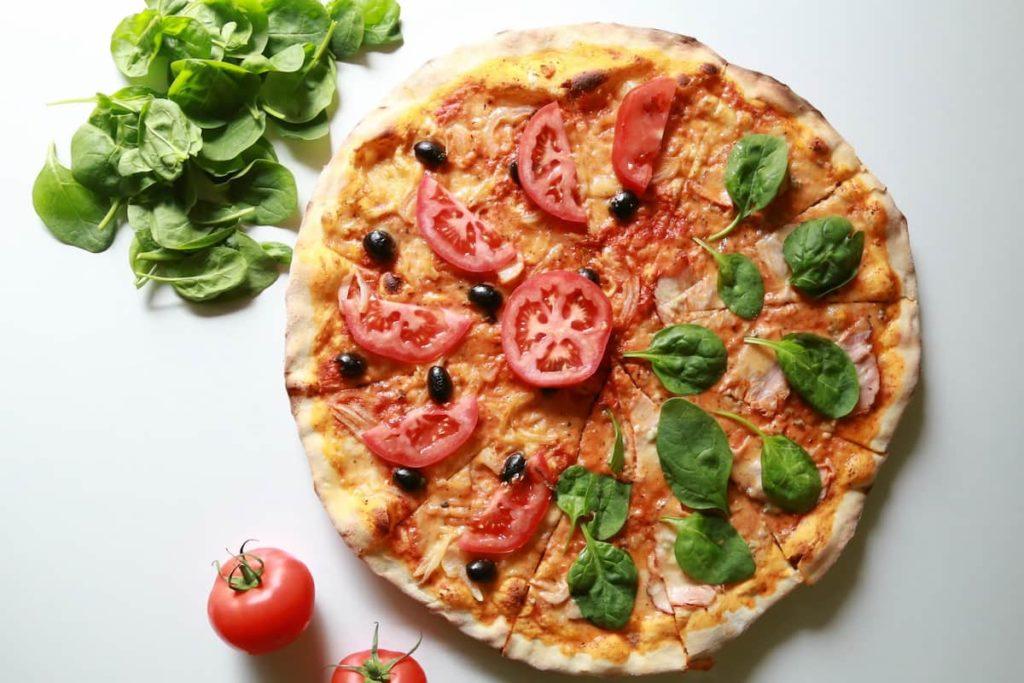 Broccolini And Grape Tomatoes