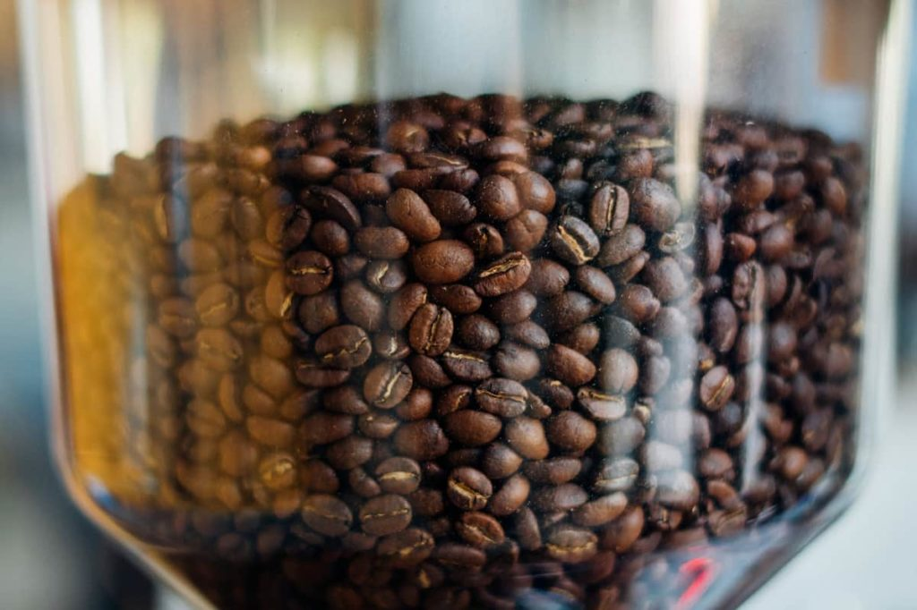 Coffee Should Be Kept Away From Moisture