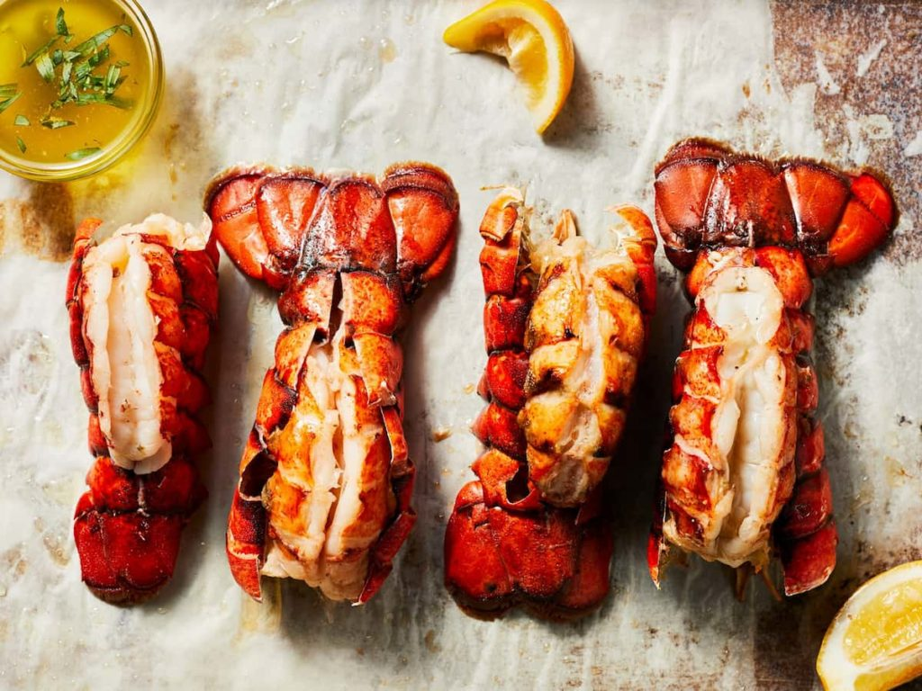 Decadent Oven-Roasted Lobster