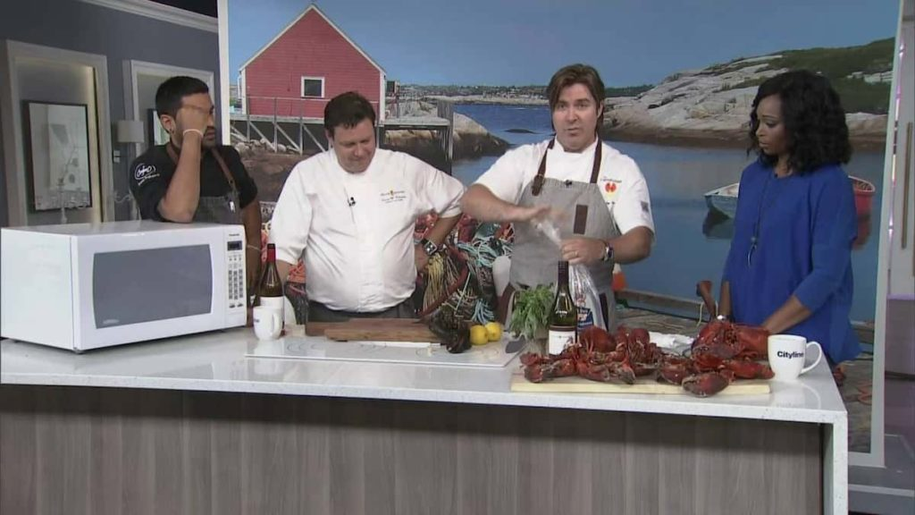 Prepare Lobster in Your Microwave