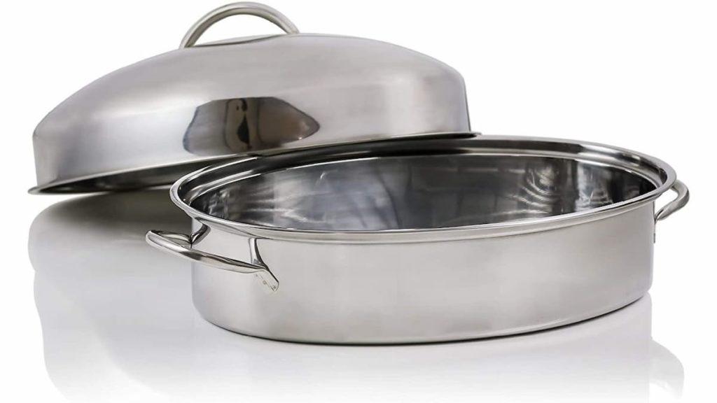 Roasting Pan With Lid