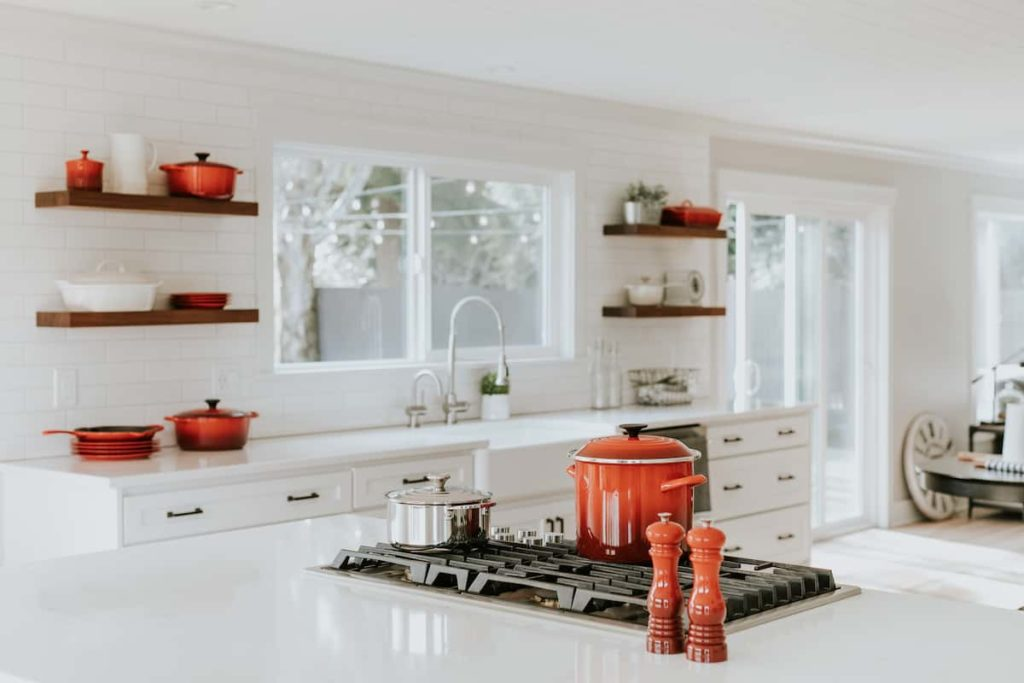 The cookware sets