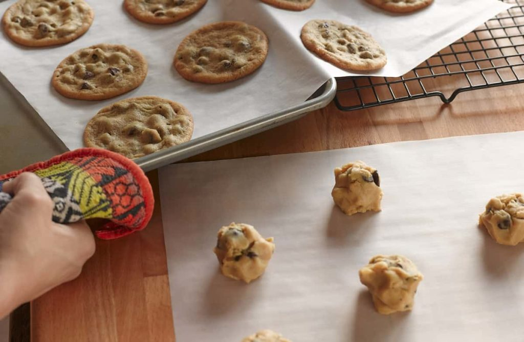 Why Use Parchment Paper When You're Baking