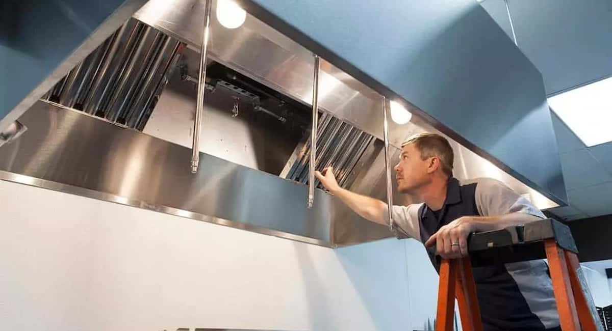 Restaurant Vent Hood Cleaning