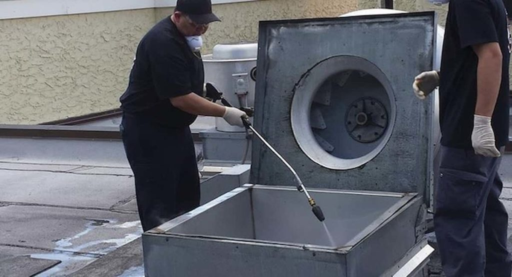 Restaurant vent hood cleaning should be done more often
