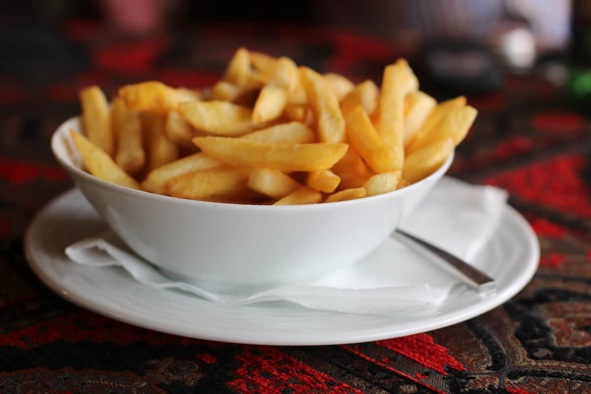best potatoes for french fries
